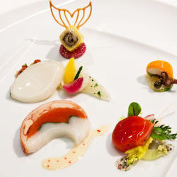 Gold Medal - 2012 Culinary World Olympics -